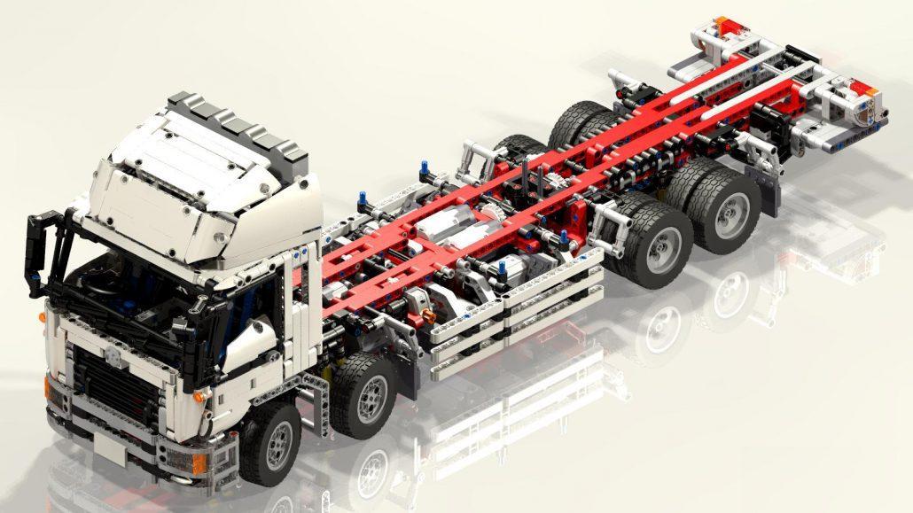 Truck automotive