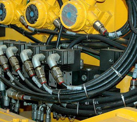 سیستم هیدرولیک